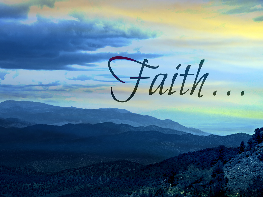 Grateful Faith (Sunday School Lesson)